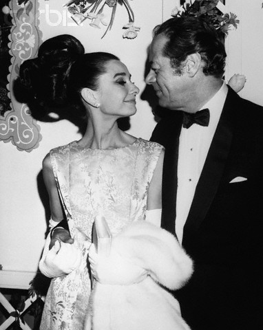 Audrey and Rex