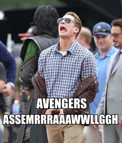 Avengers assembehfdwgfgewkhferkhek