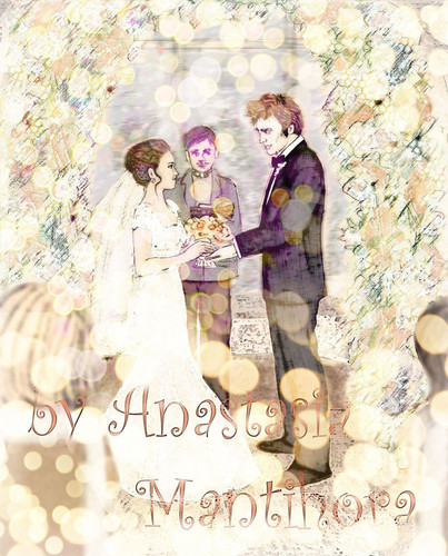 BD Wedding Fanarts - twilighters Fan Art