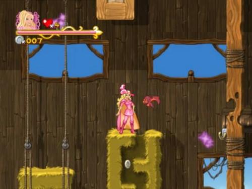 Barbie 3Ms video game screenshot