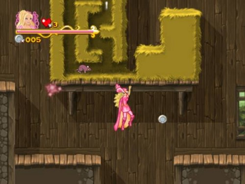 Barbie 3Ms video game screenshot