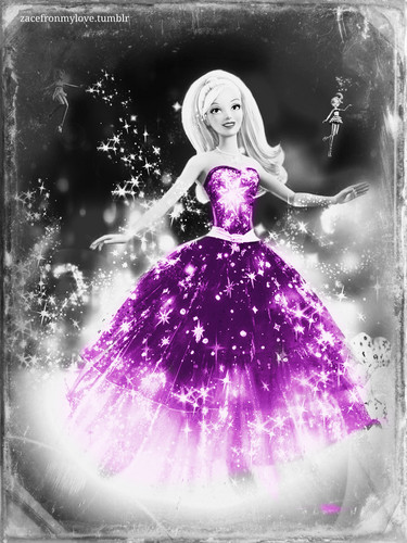 Barbie In a Fashion Fairytale - barbie-movies Fan Art