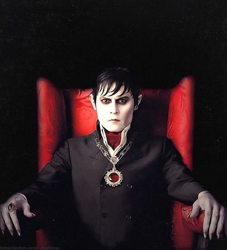 Tim Burton's Dark Shadows wallpaper containing a well dressed person titled Barnabas Collins