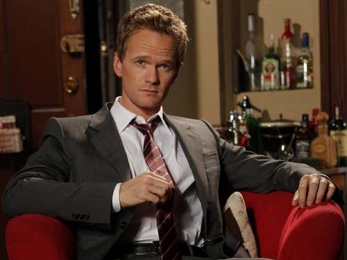 Barney Stinson wallpaper with a business suit titled Barney Stinson