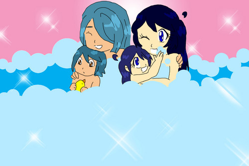Bath Time~^^