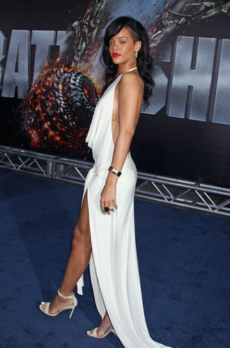 Battleship Premiere In Los Angeles [10 May 2012]