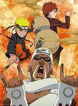 Bee, Naruto, Gaara