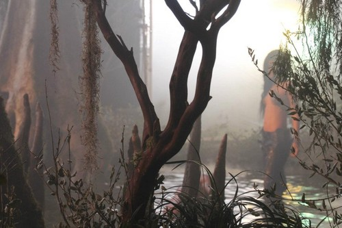 Behind The Scenes Of Where Have You Been Music Video - rihanna Photo