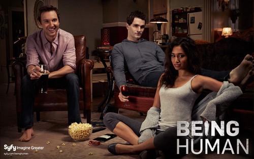 Being Human [Season 2 Cast] <333