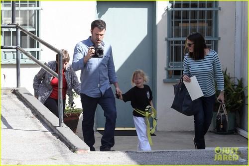 Ben Affleck: Jennifer Garner is 'World Class Mom