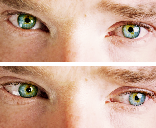 Benedict's Eyes - benedict-cumberbatch Photo