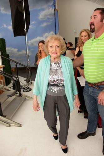 Betty White (2012)