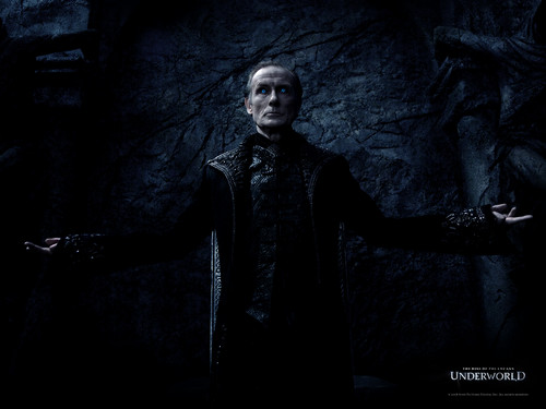 Bill Nighy as VIKTOR in underworld Rise Of The Lycans