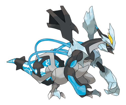 Black Kyurem Overdrive