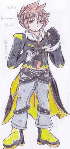 Blade Bishonen