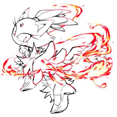 Blaze The Cat~