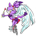 Blaze The Cat~ - beautifulblaze photo