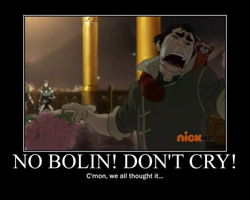 Bolin's grief- SPOILER - avatar-the-legend-of-korra Photo
