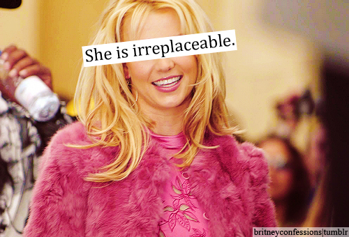 Britney Confessions