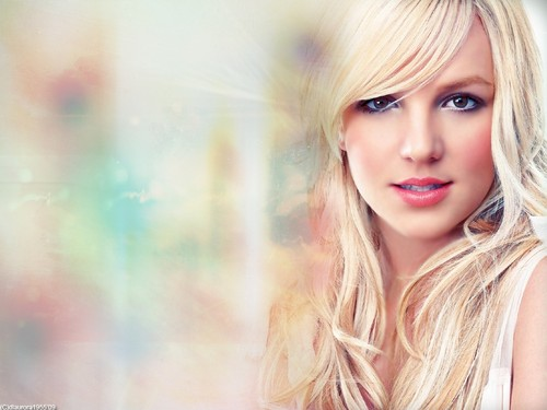 britney spears wallpaper with a portrait titled Britney
