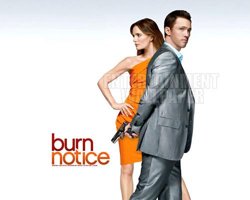 Burn Notice <333