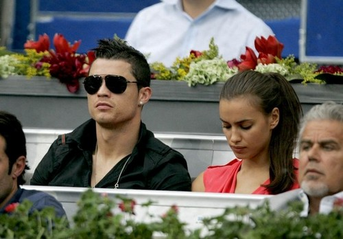 C. Ronaldo at Mutua Madrilena Open