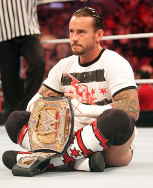 CM Punk wallpaper called CM PUNK