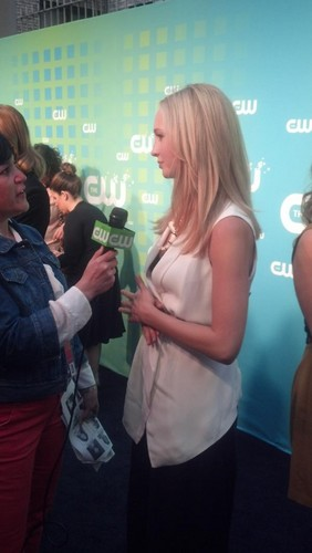 Candice The CW Upfronts 2012- first look