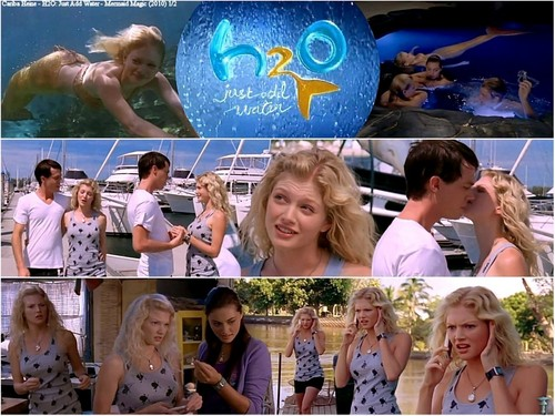 Cariba Heine &#39;&#39;Rikki&#39;&#39; 3x14 Mermaid Magic - h2o-just-add-water Wallpaper