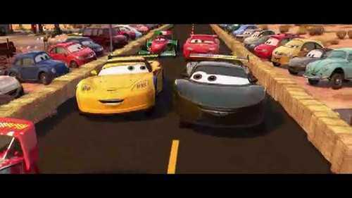 Cars 2 Screencaps