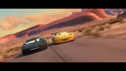 Cars 2 Screencaps