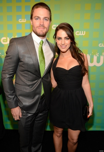 Cast @ The CW 2012 Upfront