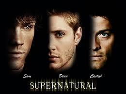 Castiel, Sam, Dean
