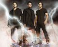 Castiel, Sam, Dean - dean-castiel-and-sam wallpaper