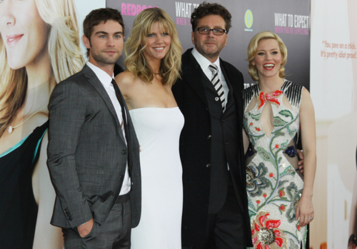 Chace - What To Expect When You're Expecting New York Screening - May 08, 2012 - chace-crawford Photo