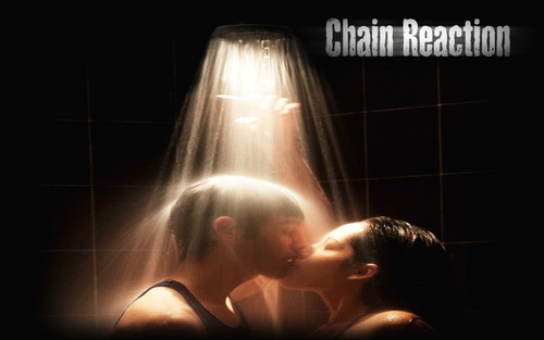 Chain Reaction wallpaper