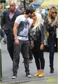 Christina Aguilera & Matt Rutler: Kissy Couple in Soho - christina-aguilera photo