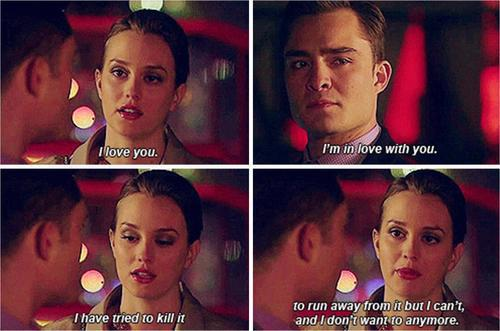Chuck and Blair 5x24♥