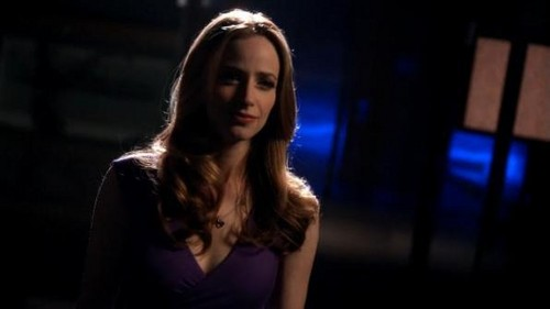 Claire Returns - csi-ny Photo