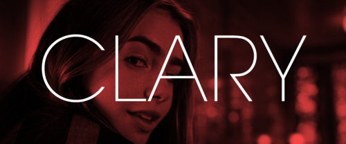 Clary - jace-and-clary Fan Art