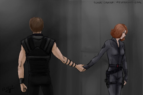 "Clint & Natasha - ""Be Careful"""