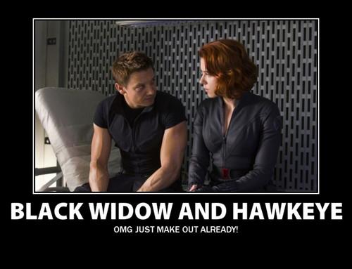 Clint & Natasha memo