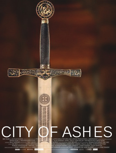 'The Mortal Instruments: City of Ashes' fanmade movie poster