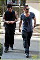 Colin Farrell: Brother Bonding Time