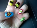 Cool Nails - comic-books fan art
