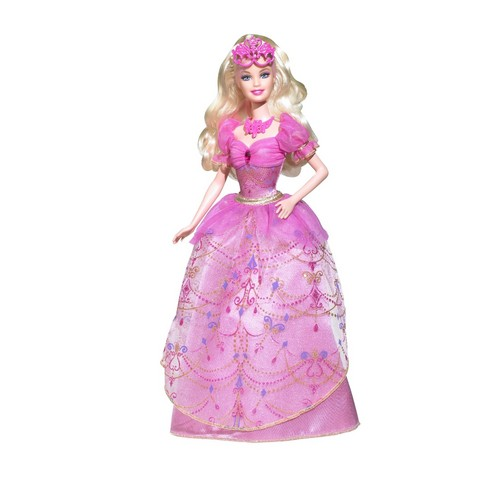Corinne doll in her Ball gown - barbie-and-the-three-musketeers Photo