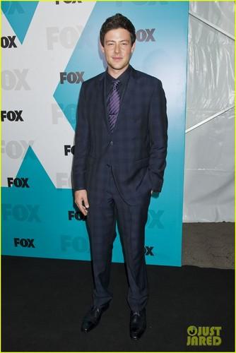 Cory at rubah, fox Upfronts 2012