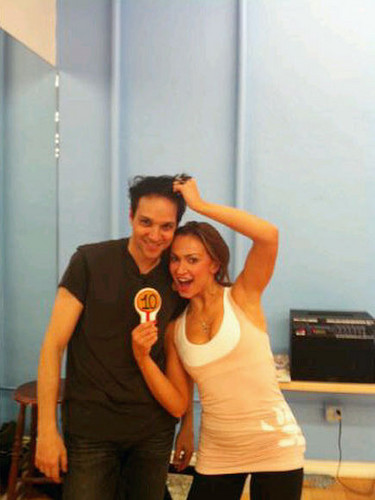 DWTS Practice - ralph-macchio Photo