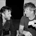 Dan Auerbach & Josh Homme - the-black-keys photo