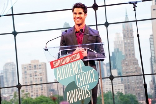 Darren At The Broadway.com Audience Choice Awards  - darren-criss Photo